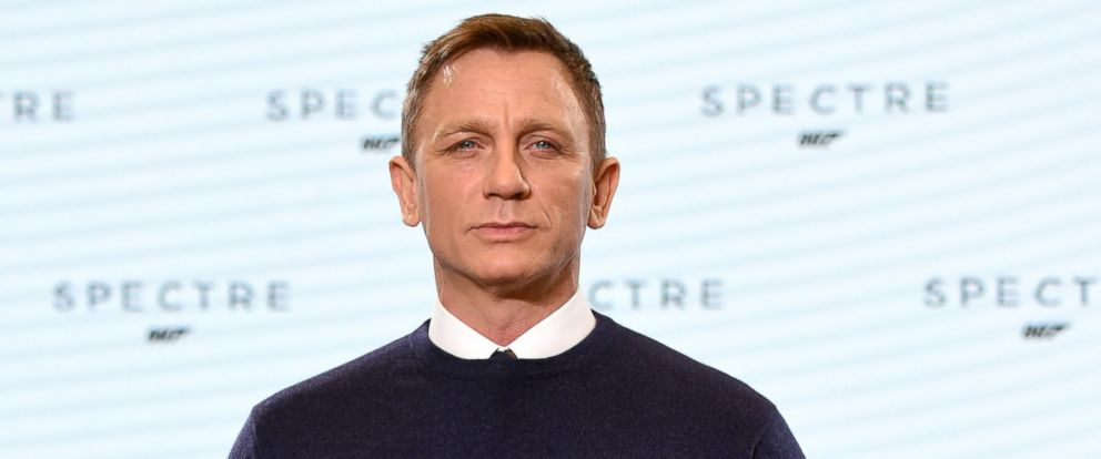 PHOTO: Daniel Craig attends the photocall to announce the start of the production of the 24th Bond Film Spectre at Pinewood Studios, Dec. 4, 2014, in Iver Heath, England.