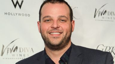 PHOTO: Daniel Franzese at the at W Hollywood in Hollywood, Calif., April 13, 2013.