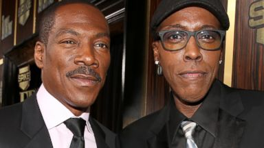 PHOTO: Eddie Murphy and Arsenio Hall