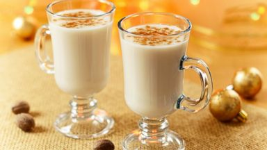 PHOTO: Christmas eve, on Dec. 24, is National Eggnog Day.