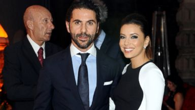 PHOTO: Eva Longoria attends the Museo Jumex Opening welcome dinner at Casa De La Bola, Nov. 15, 2013, in Mexico City.