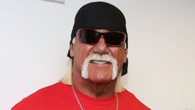 PHOTO: Hulk Hogan visits the SiriusXM Studios, March 24, 2014 in New York City.