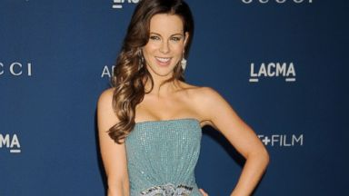 PHOTO: Kate Beckinsale arrives at the LACMA 2013 Art + Film Gala in Los Angeles Nov. 2, 2013.
