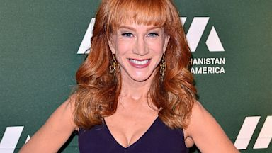 PHOTO: Kathy Griffin