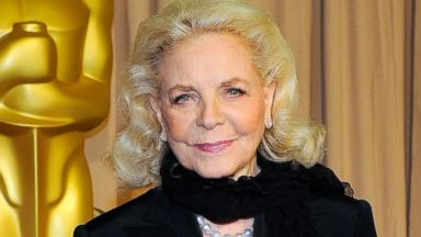 PHOTO: Lauren Bacall is pictured on March 7, 2010 in Hollywood, Calif.