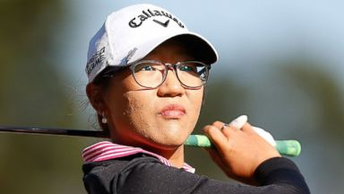 PHOTO: Lydia Ko of New Zealand is pictured during the Final Round of the Swinging Skirts LPGA Classic at the Lake Merced Golf Club on April 27, 2014 in San Francisco, Calif.