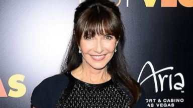 "PHOTO: Mary Steenburgen arrives at the after party for a screening of CBS Films ""Last Vegas"" at Haze Nightclub, Oct. 18, 2013, in Las Vegas."