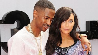 PHOTO: Rapper Big Sean and actress Naya Rivera