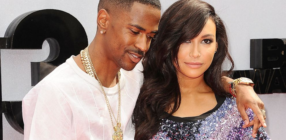 PHOTO: Rapper Big Sean and actress Naya Rivera