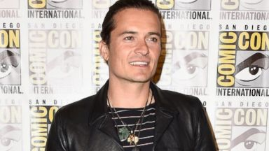 PHOTO: Orlando Bloom is pictured on July 26, 2014 in San Diego, Calif.