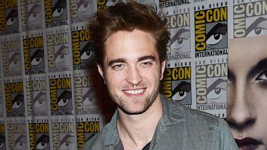 PHOTO: Robert Pattinson