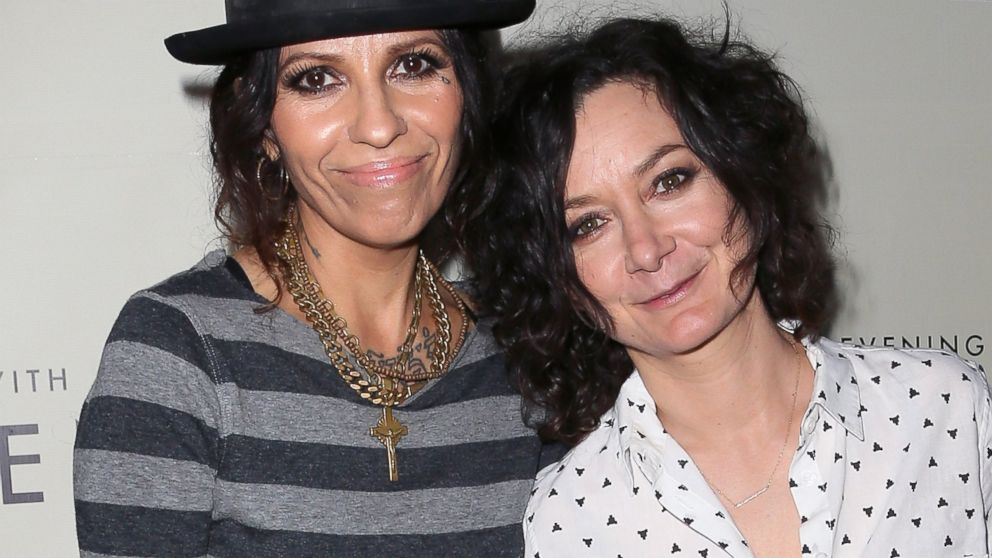 Sara Gilbert And Wife Linda Perry Are Expecting A Baby