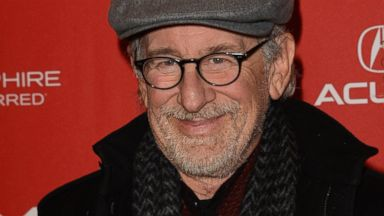"PHOTO: Steven Spielberg attends the premiere of ""Young Ones"" at the Eccles Center Theatre"