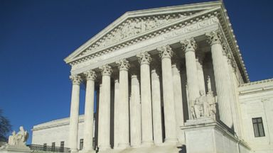 PHOTO: The United States Supreme Court building.