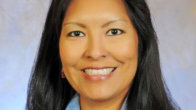 PHOTO: Diane Humetewa is the first Native American woman to be confirmed as federal judge.