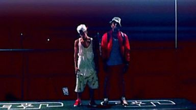 PHOTO: Justin Bieber posted a photo of himself with Chris Brown