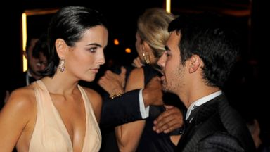 PHOTO: Actress Camilla Belle, left, and musician Joe Jonas attend the Wallis Annenberg Center for the Performing Arts Inaugural Gala on Oct. 17, 2013, in Beverly Hills, Calif.
