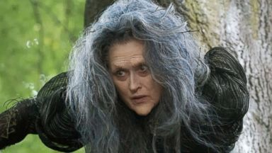"PHOTO: Meryl Streep in ""Into the Woods."""