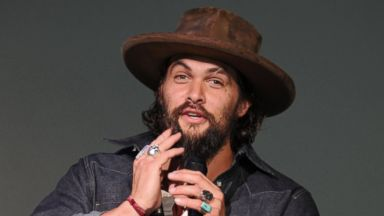 "PHOTO: Jason Momoa attends ""Meet The Filmmaker"" at Apple Store Soho on July 8, 2014 in New York City."
