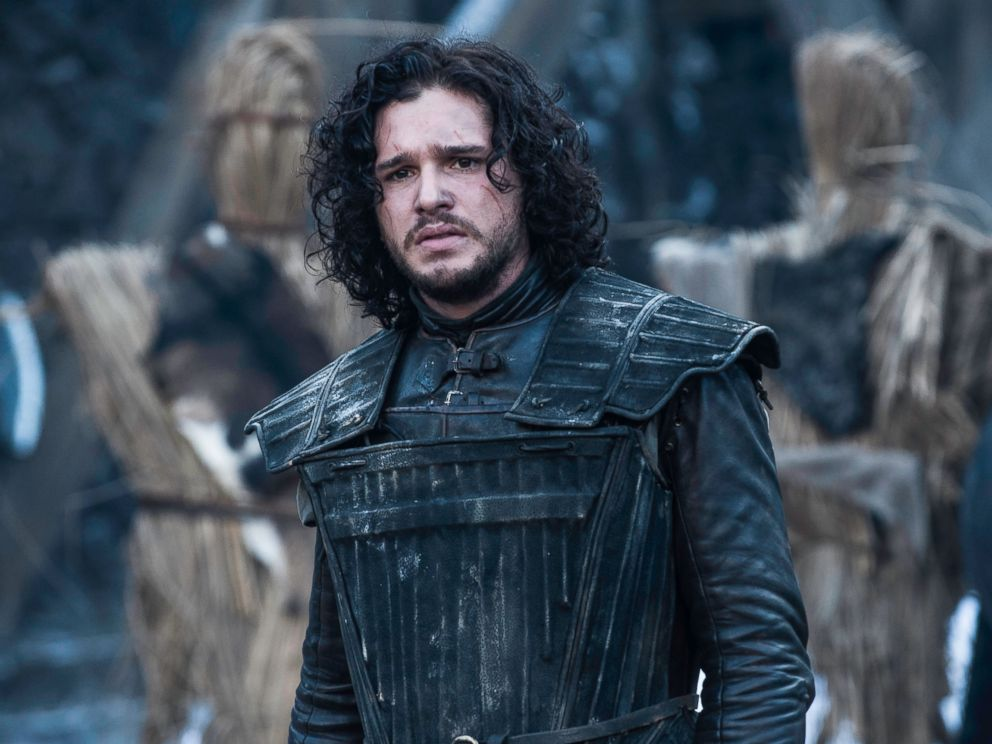 PHOTO: Pictured is Kit Harington in season four of Game of Thrones.