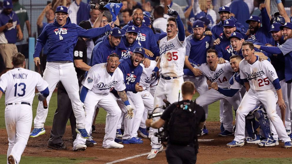 Los Angeles councilmen to request MLB award World Series titles to ...