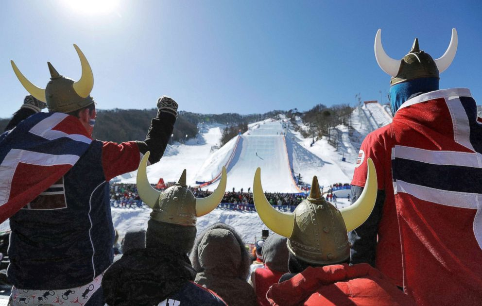 Editorial Exchange: Making history at Winter Olympics