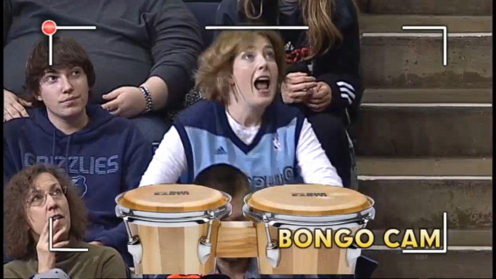 Webcam bongo