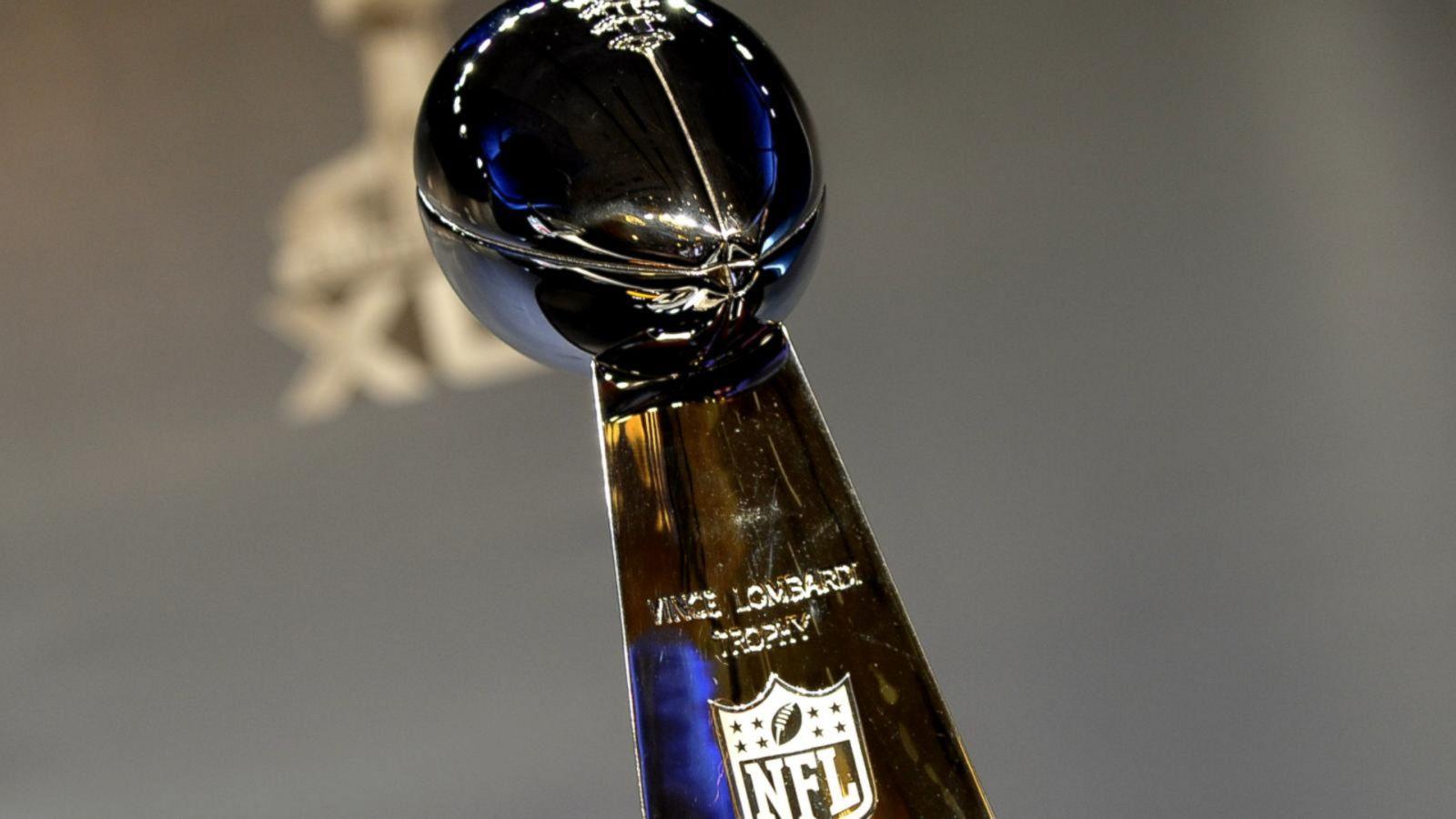 1c0728cb7c8bb Vince Lombardi Trophy: A Tiffany Piece Money Can't Buy - ABC News