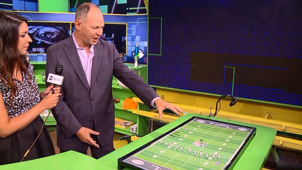 Check out ESPN's new fantasy football studio