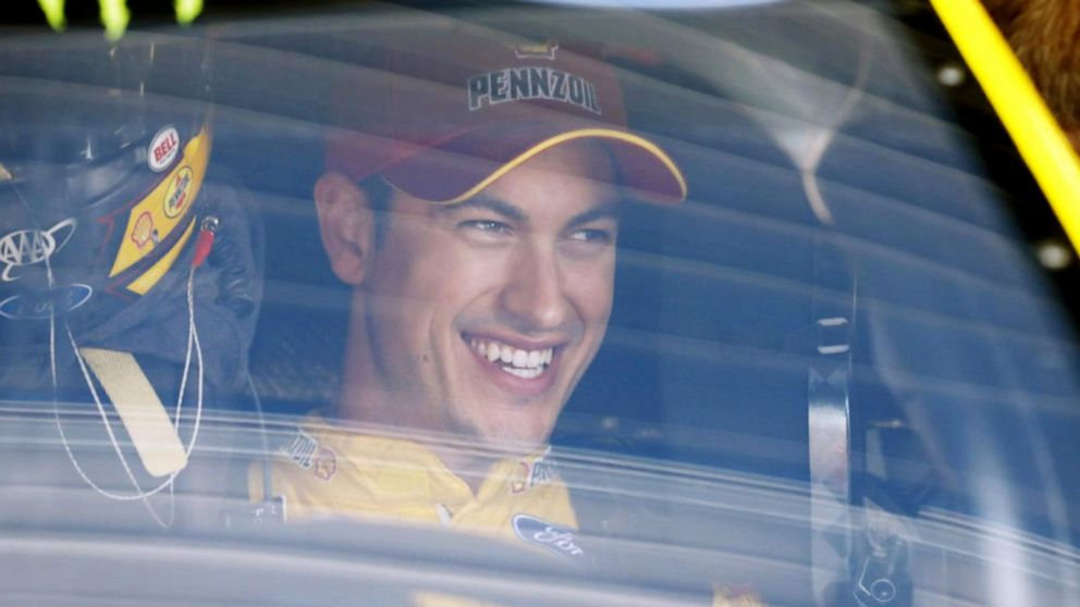 'I don't believe in luck': NASCAR champion Joey Logano gets real on racing