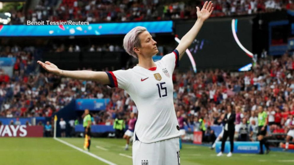 USA heads to semifinals of Women's World Cup