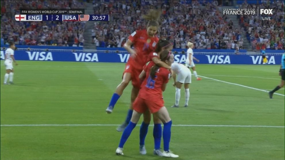 US women's soccer jersey is No  1 Nike seller as team gears up for