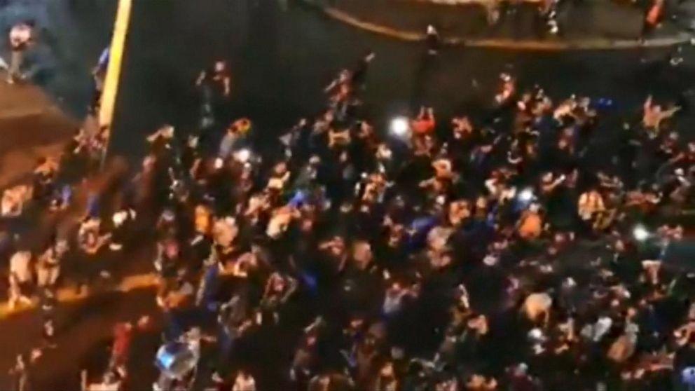 3 dead in soccer riot in Honduras