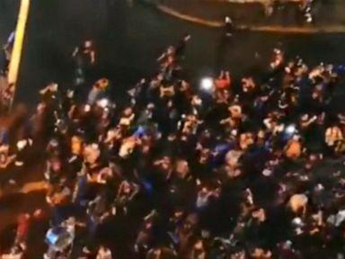 WATCH: 3 dead in soccer riot in Honduras