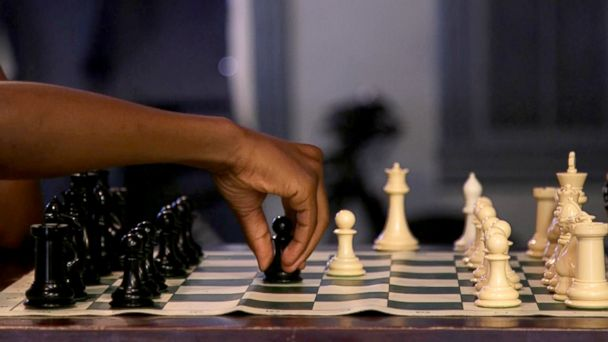 Bishops in the barbershop: How a Baltimore salon helped build a national chess champion