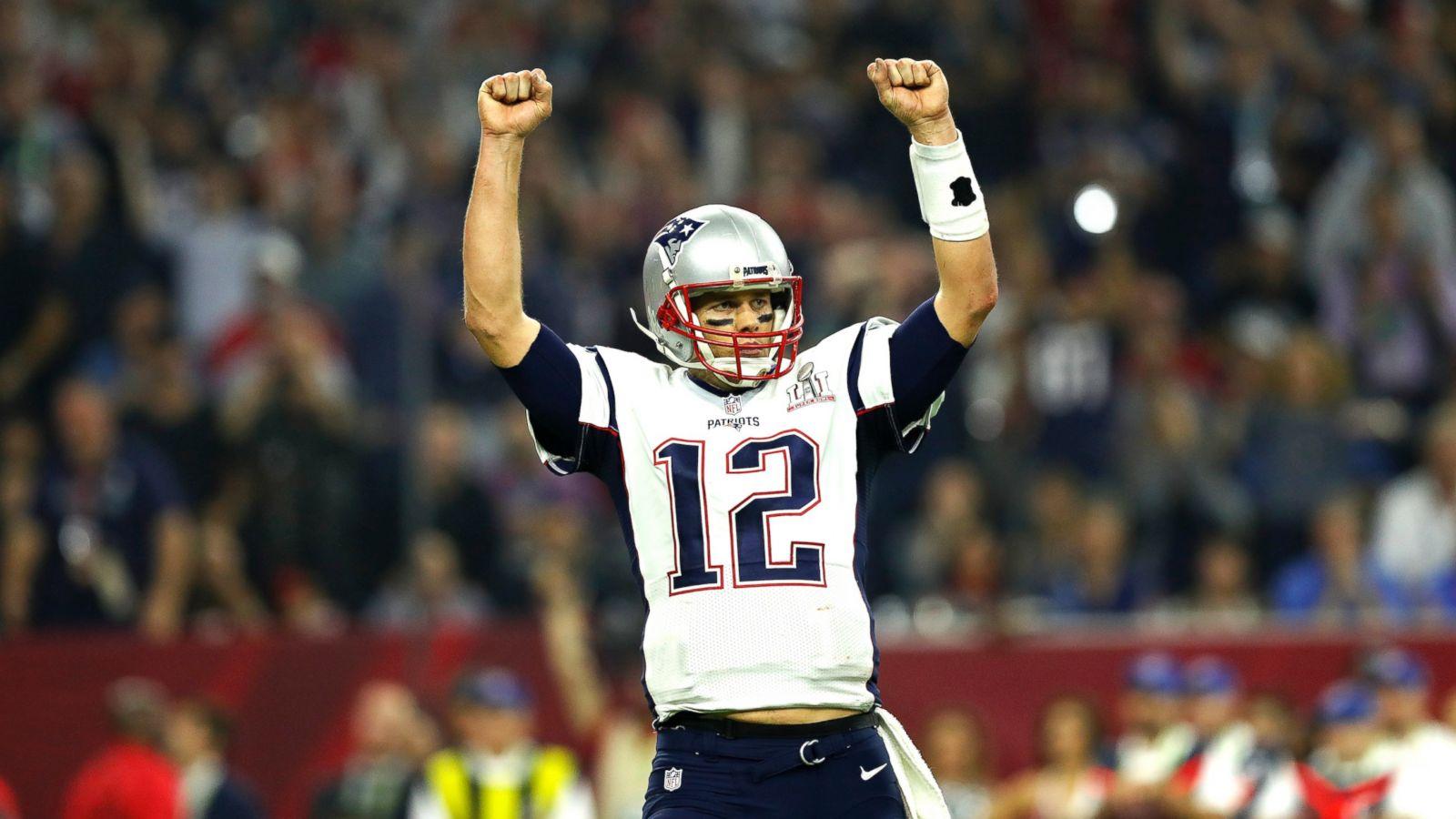 Tom Brady's stolen Super Bowl jersey found