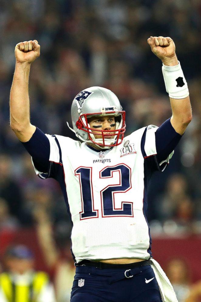 Tom Brady's Super Bowl jersey found, allegedly stolen by newspaper ...