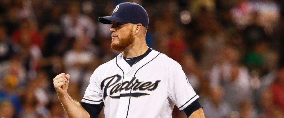 meet 21d6f a6f85 Padres trade Craig Kimbrel to Red Sox - ABC News