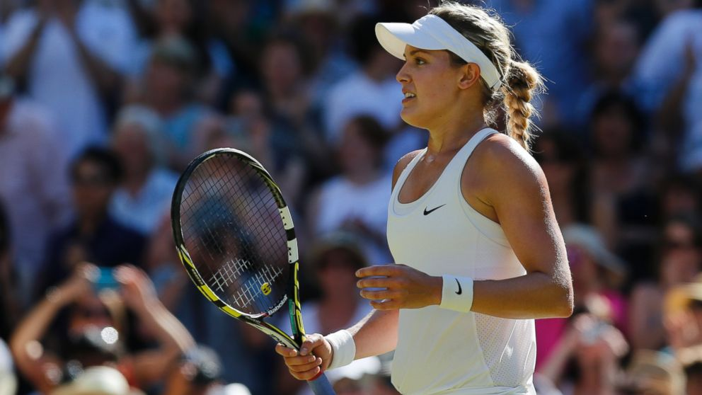 Eugenie Bouchard 5 Things To Know About Tennis New It Girl Abc