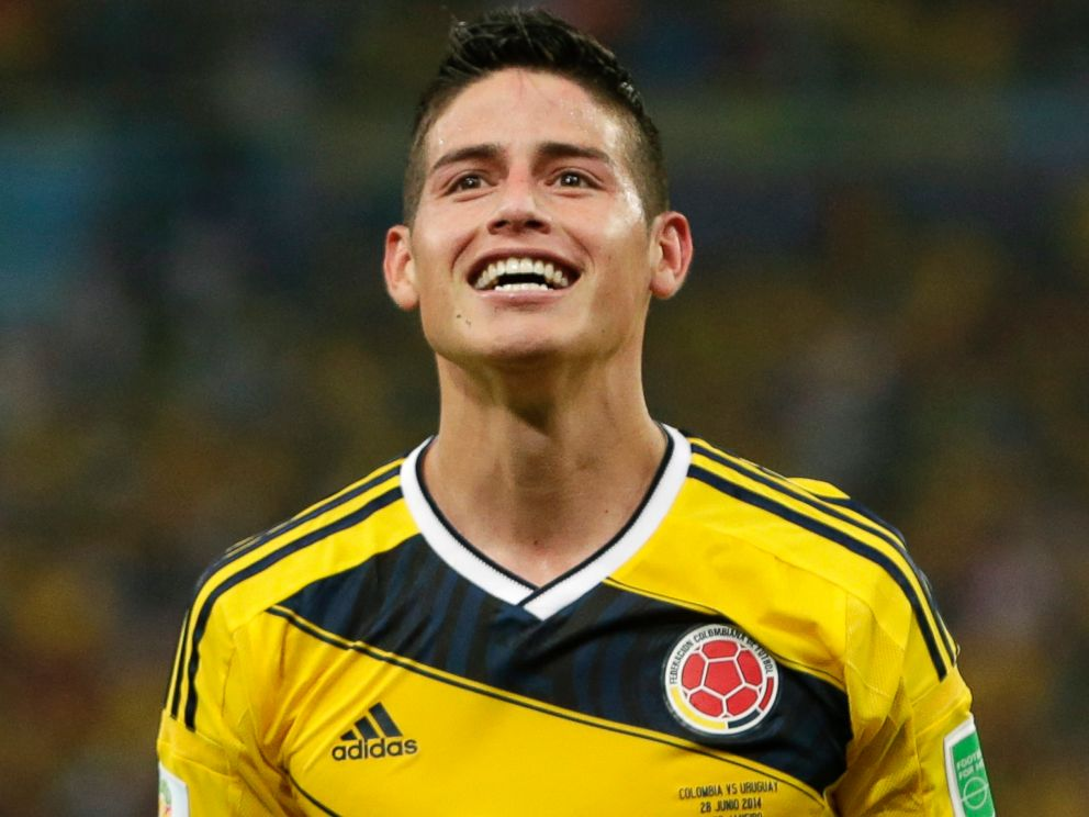 Meet Colombia s James Rodriguez 8b3618099
