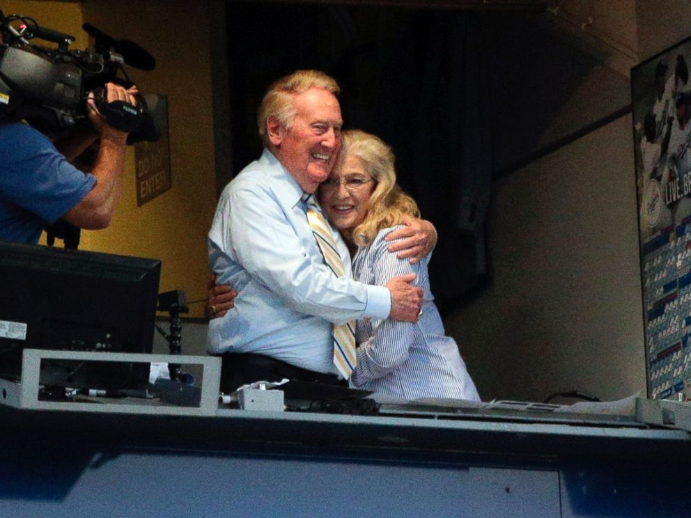 The World Has Changed So Much During Vin Scully\'s Announcing Career ...