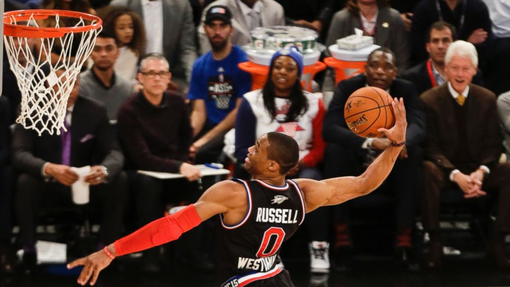 Nba All Star Game 2015 The Biggest Stars And Slams Abc News