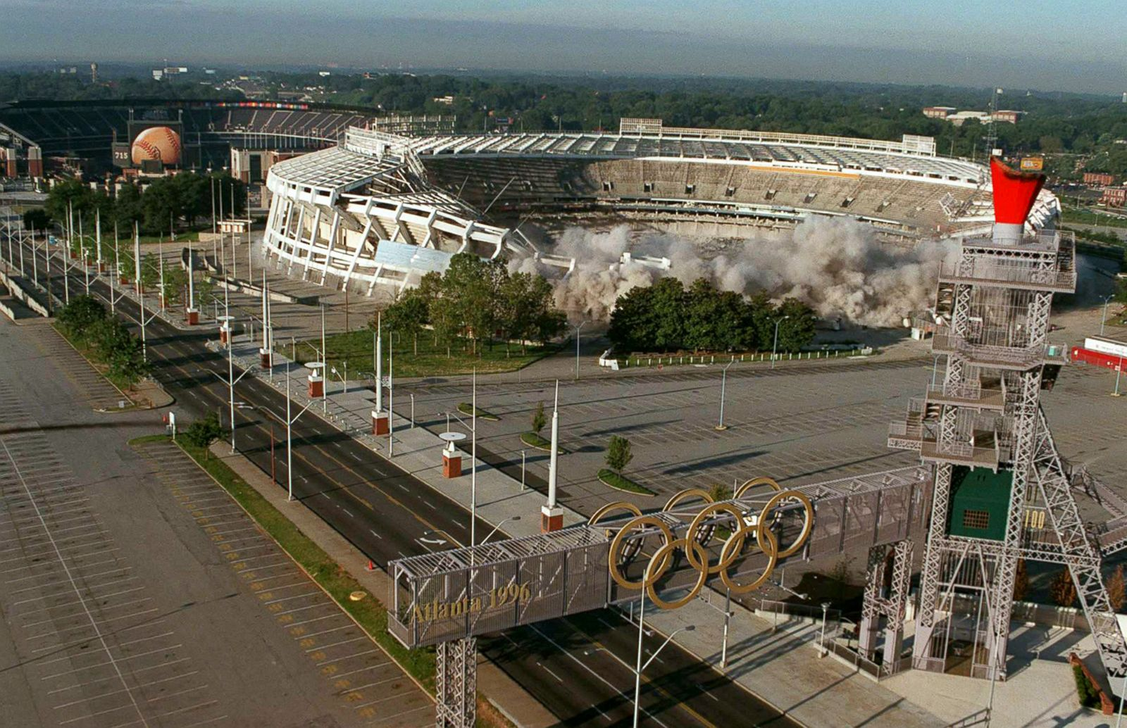 Abandoned Olympic Venues Around The