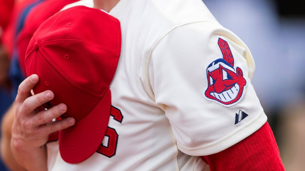 26ea6c1afb35c6 World Series Can't Outrun Objections to Cleveland Indians' Red-Skinned Logo  - ABC News