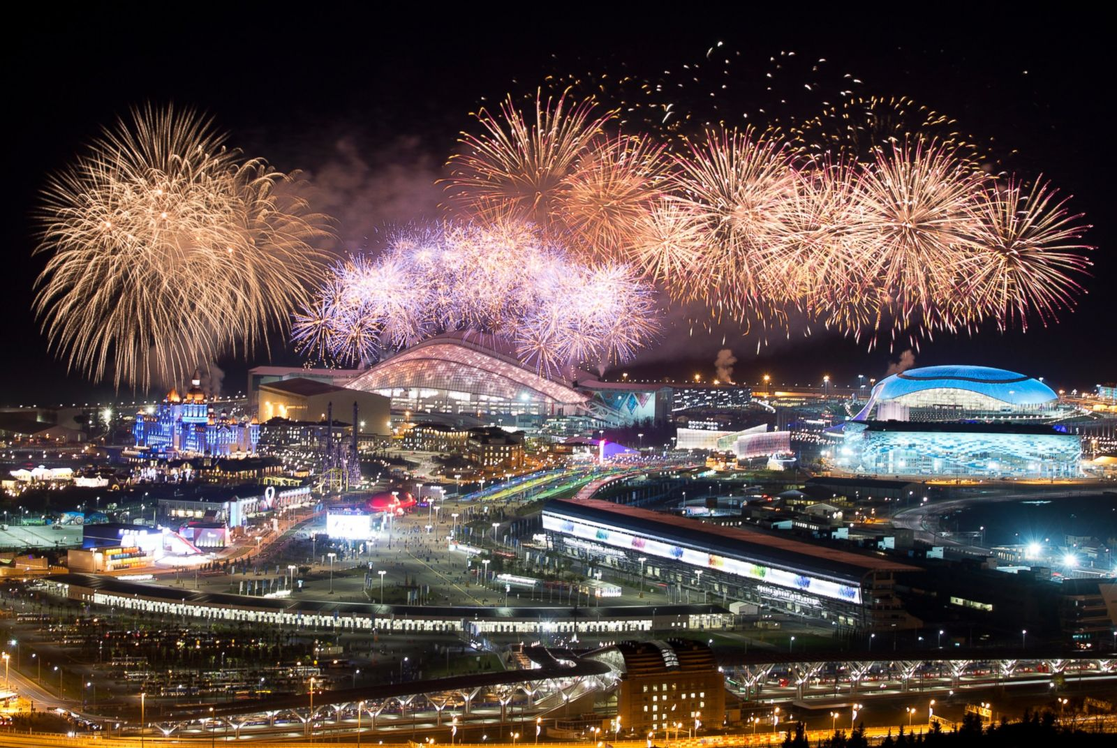 A Look Back at the Best Moments From Sochi