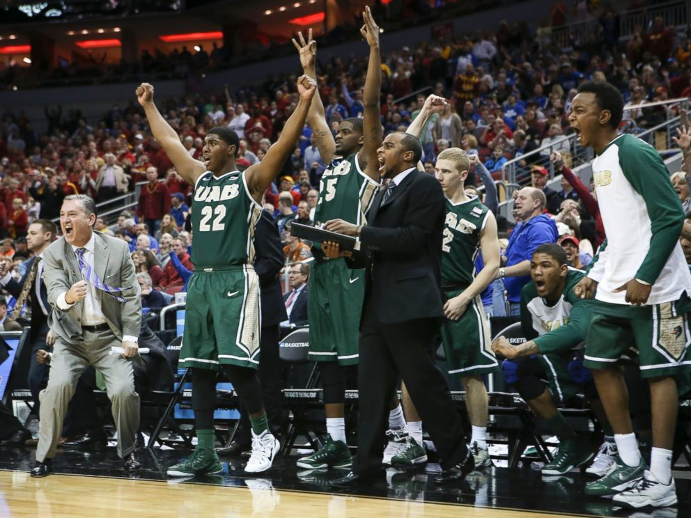 NCAA March Madness 2015 Complete Tournament Results ABC