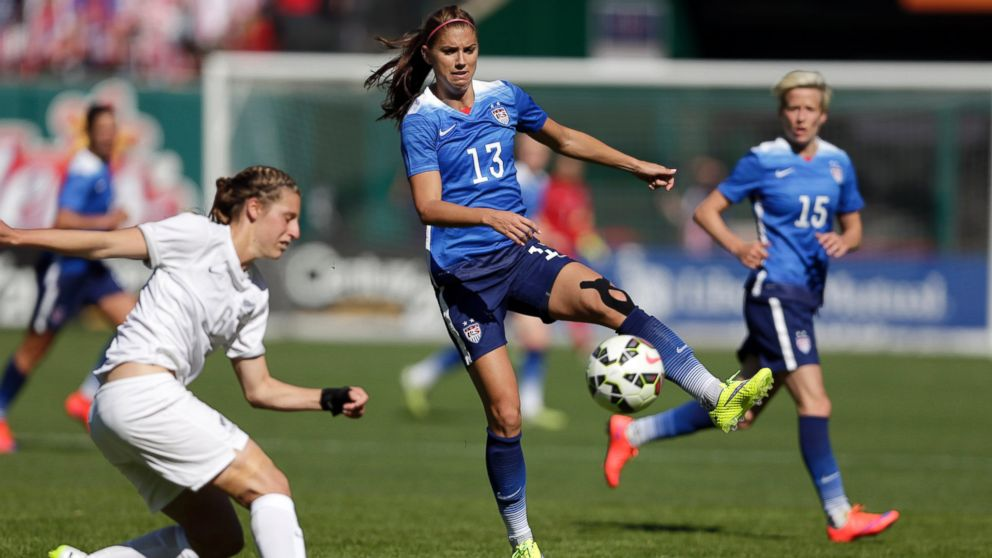 670987027 2015 FIFA Women s World Cup  5 Reasons to Watch - ABC News