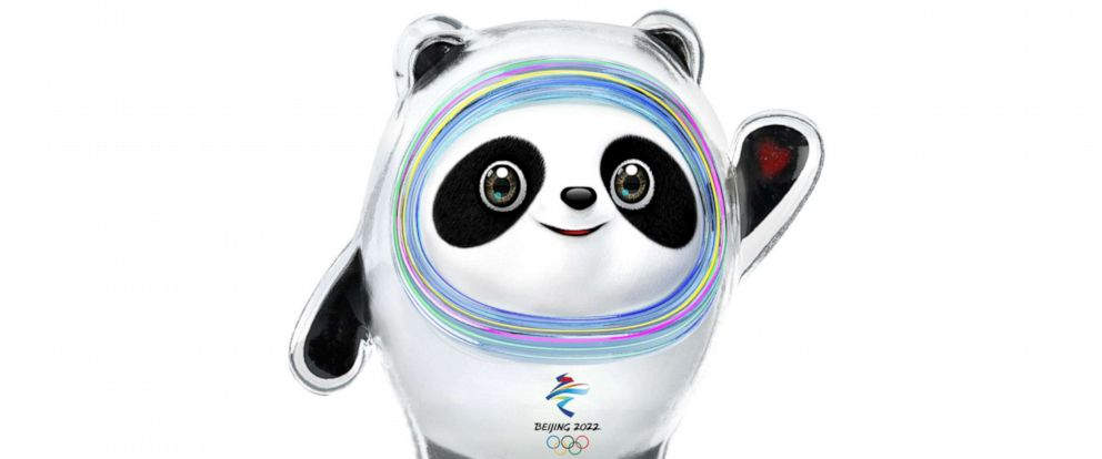 PHOTO: The Beijing Organizing Committee for the 2022 Olympic and Paralympic Winter Games has announced Bing Dwen Dwen as the official mascot.
