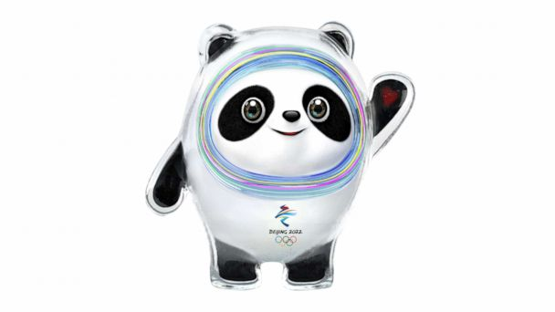 Beijing Olympics unveils adorable panda mascot in a suit of ice for 2022 games