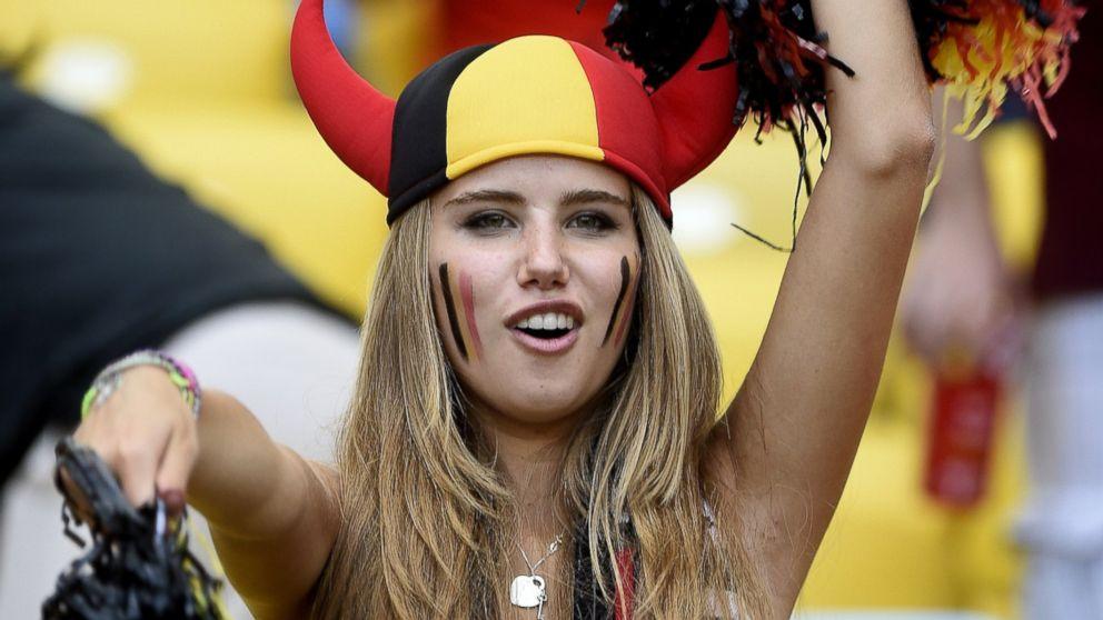 Belgium girl